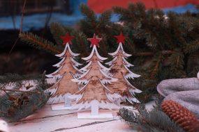 Principalul decor de Crăciun este originalitatea