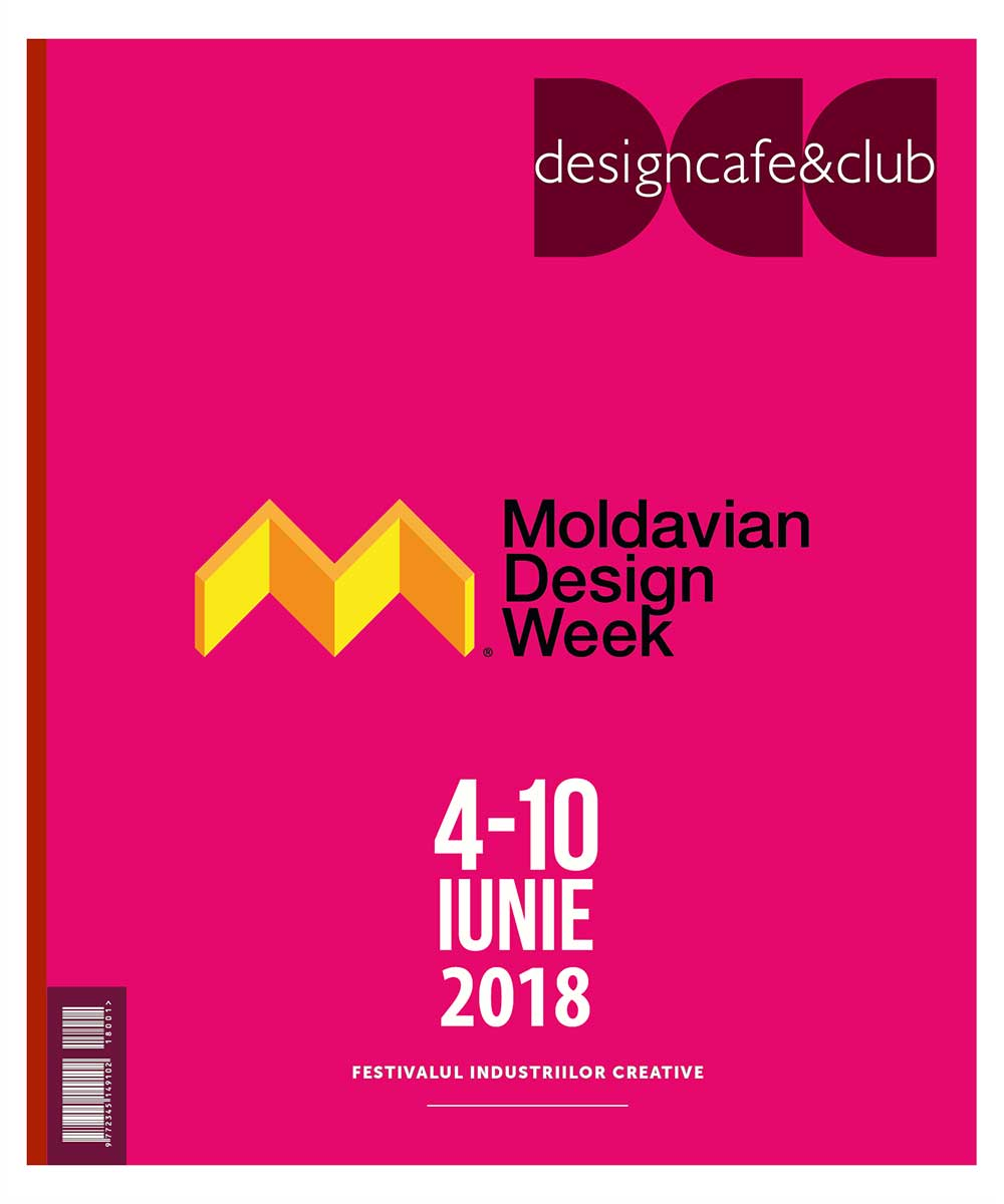 "Revista ""Design Cafe & Club"""