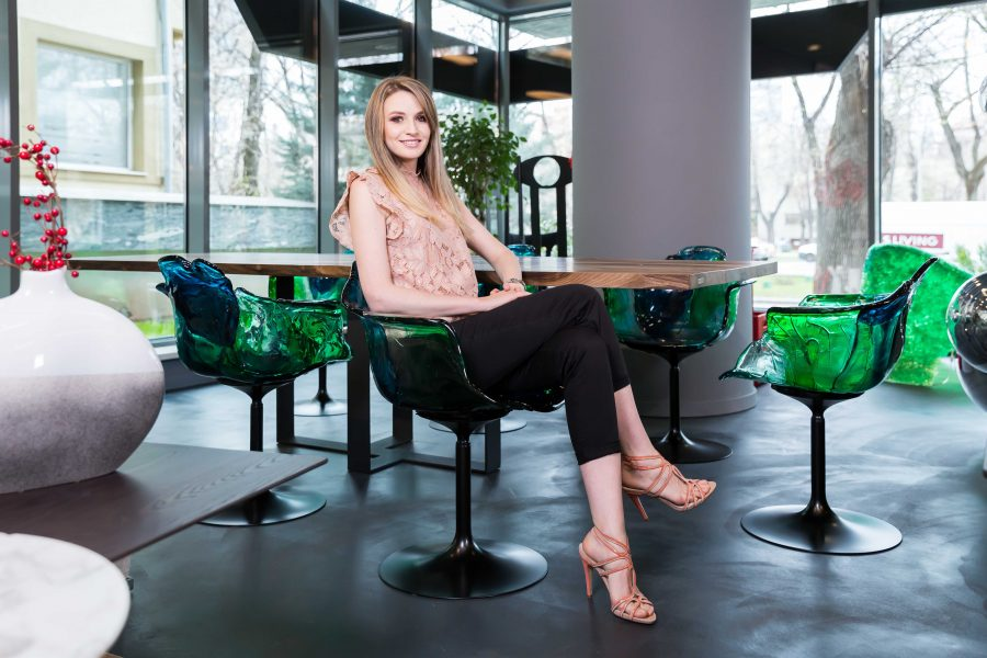 Наталья Березовская: «От цели к реальности мне потребовалось немного, просто амбиции и уверенность в себе».
