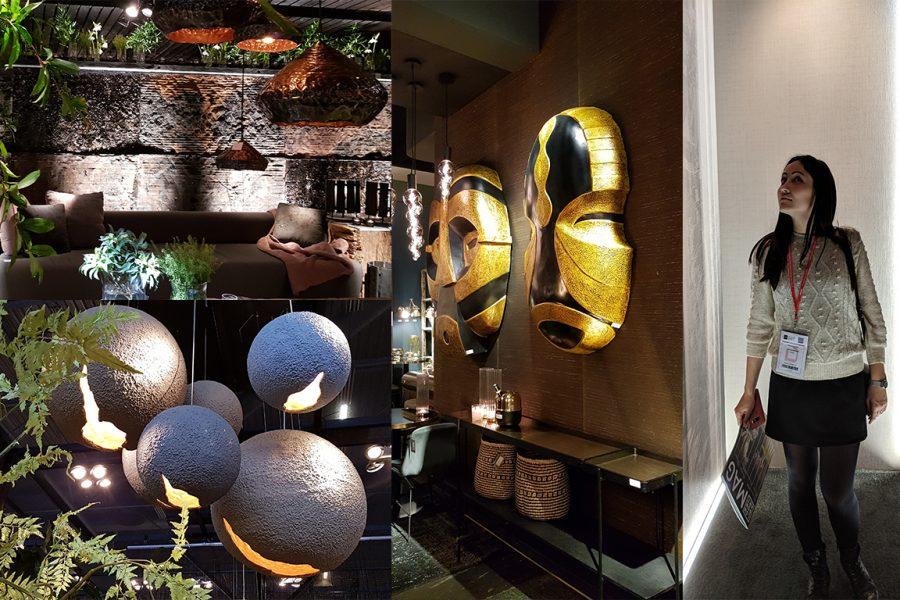 Expoziția Maison&Object, văzută de designerul moldovean Alina Bodișteanu