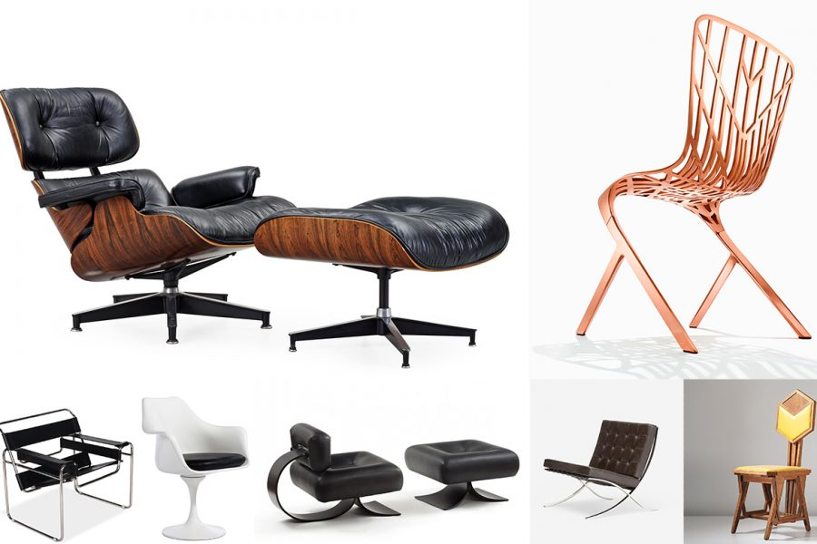 Șapte cele mai impresionante scaune, create de arhitecți