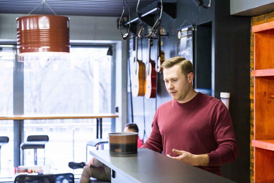 Andrei Vicol: Un bărbat adevărat despre proiectul unui barbershop adevărat