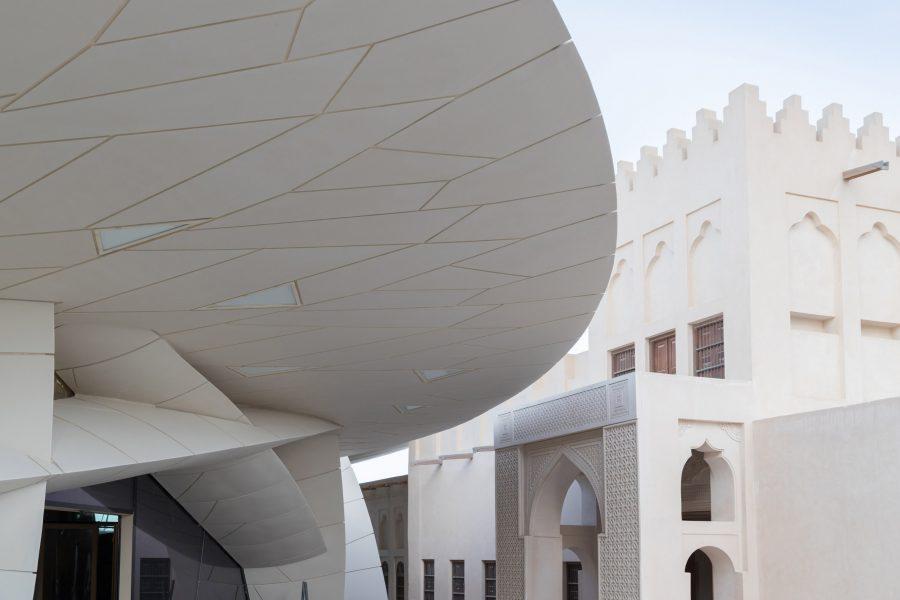 Qatarul și-a inaugurat Muzeul Național. Vezi cum arată proiectul de peste 400 de milioane de dolari