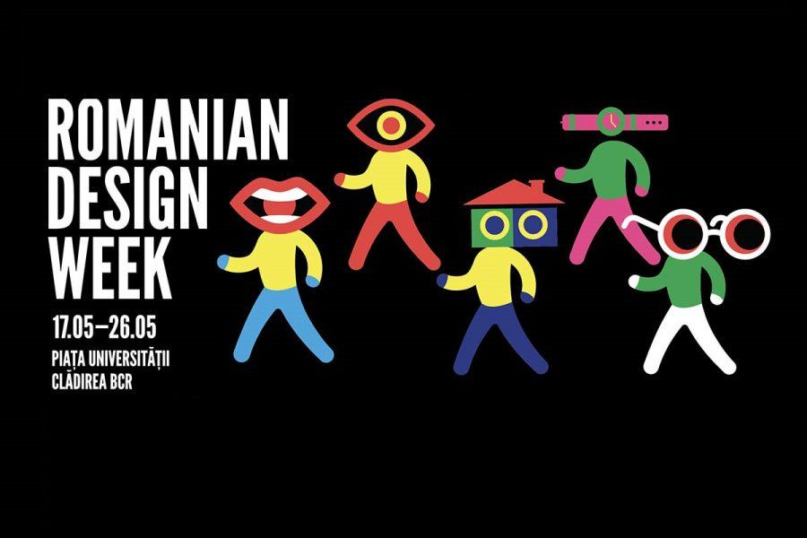 Fă-ți planuri de weekend: la București se dă startul Romanian Design Week 2019