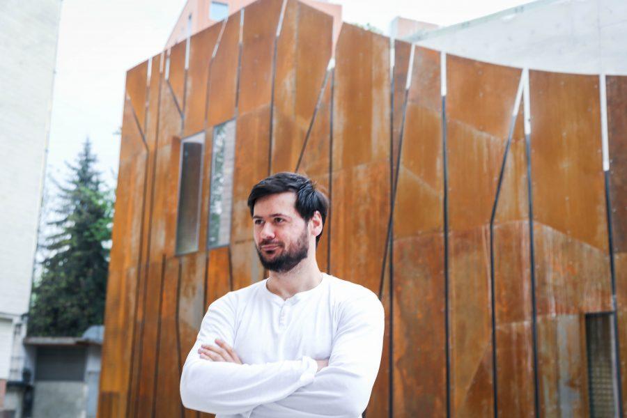 Maxim Calujac despre ARTCOR și de ce nu trebuie îmblânzit brutalismul