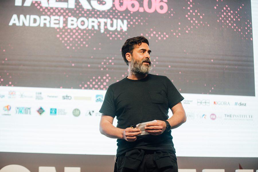 DESIGN TALKS THROWBACK 1: Andrei Borțun,  despre comunitățile creative