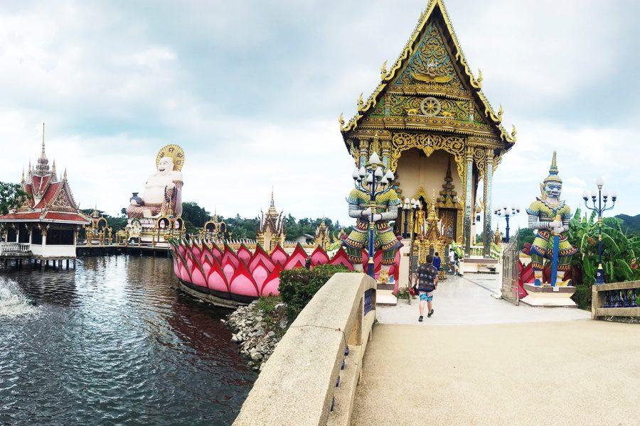 Jurnalul arhitectural de călătorie al designerului Stanislav Balan, din Thailanda