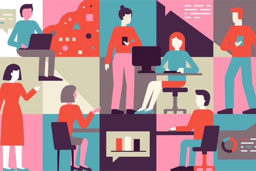 10 lucruri creative pe care să le faci la serviciu când te plictisești