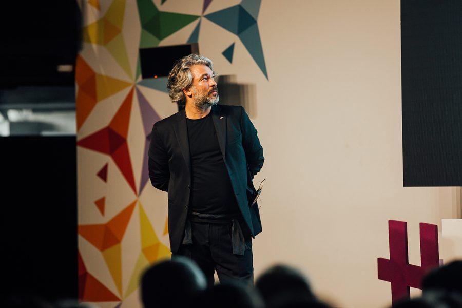 DESIGN TALKS THROWBACK 2: Mihai Popescu despre pasiunea cu care e plin Chișinăul