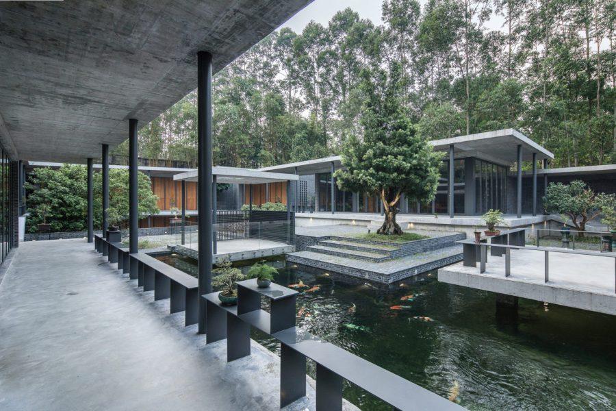 10 modele impresionante de arhitectură pentru grădină