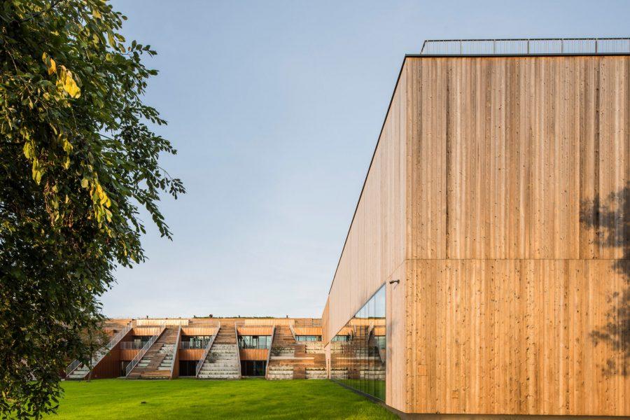 Zece școli și grădinițe cu arhitectură creativă