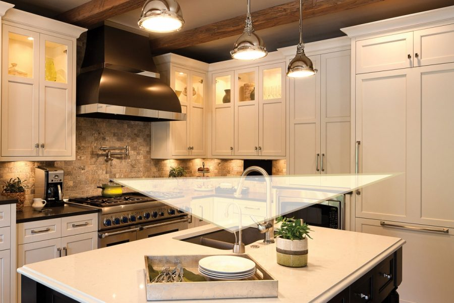 Care este regula triunghiului în bucătărie și de ce trebuie să o cunoști