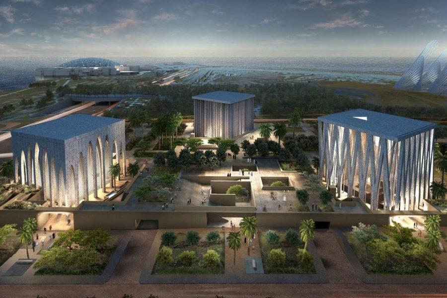 Când arhitectura unește religiile:  o moschee, o sinagogă și o biserică în același spațiu